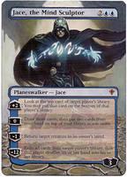 Jace, the Mind Sculptor Alter by 1kajko
