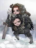 Jon-snow by hon87