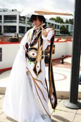 Code Geass - Emperor Lelouch by KiroKitsune