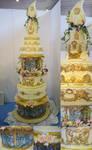 Opulent Master Cake by StargazeAndSundance