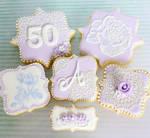 Birthday Cookies by StargazeAndSundance