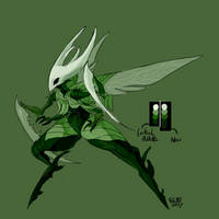 Mantis! by its-goon