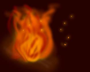 Digital Art Example by JainnyWeasley