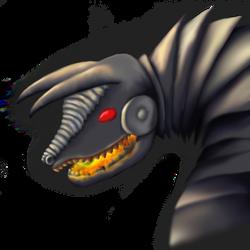 Mechanical Dragon Request by JainnyWeasley