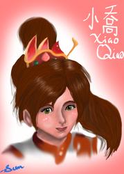 Xiao Qiao Fan Art Drawing by JainnyWeasley