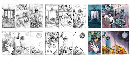 proceso de pagina by violetaviolenta
