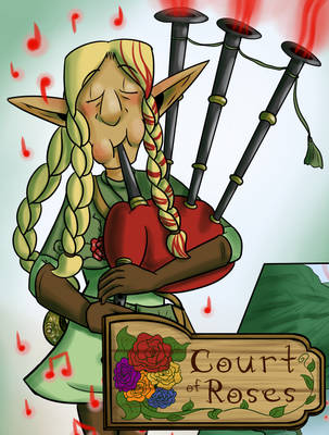Court of Roses FIRST UPDATE - Preview by Nintendo-Nut1