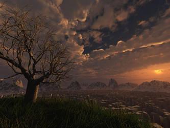 The Vista by Jeddaka
