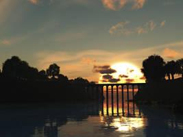 The Bridge by Jeddaka