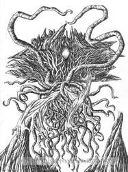 Emrakul, the Aeons Torn by Ghostsymphony