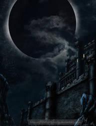 Black sun by Ghostsymphony