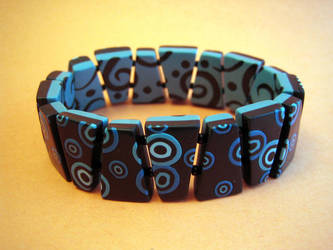 Blue Concentricity by jefita