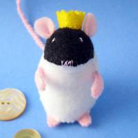 Ratticus Rex by jefita