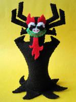 Aku the Terribly Tiny by jefita