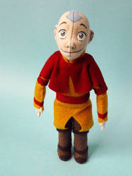 Aang the Plush by jefita