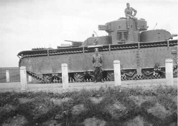 WW2 VII by NoBandwagonHere