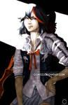 Ryuko by ccayco