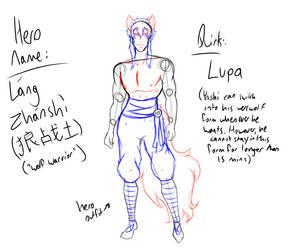 Yashi Hero Outfit WIP by crescent-moon123