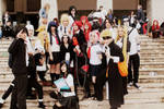 Konoha High School by HinaNekosama