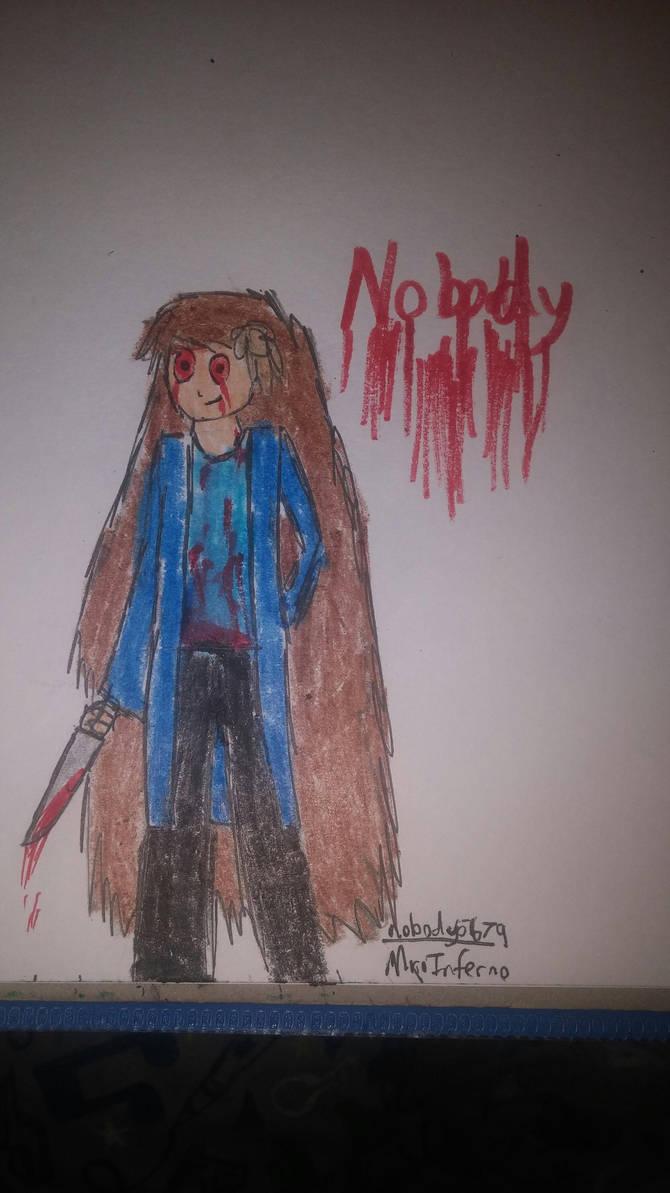 Nobody (Evil Alter Ego) by nobody5679