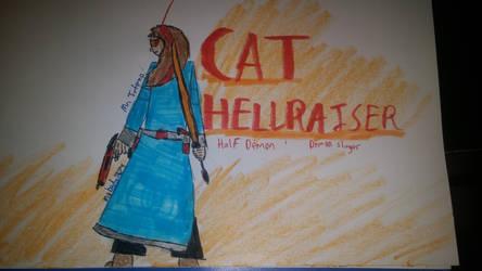 Cat Hellraiser by nobody5679