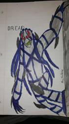 Dread (Symbiote OC) by nobody5679
