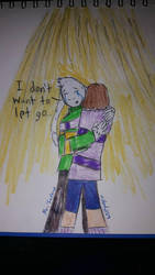 I don't wanna let go... by nobody5679