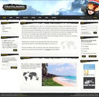 Travelmania by Bearharddesign