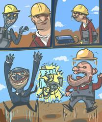 tf2 comic xDDDDD by figsf