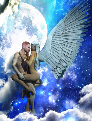 Moonflight by bellatryxxx