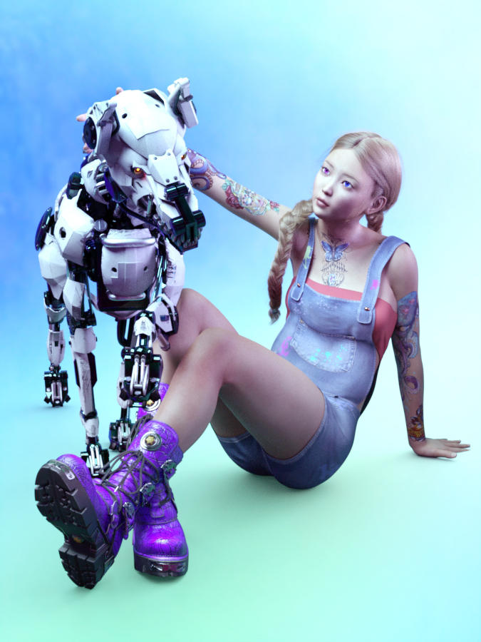 Mechanical Pets by bellatryxxx