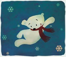 Polar Bear by hanno
