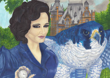 Miss Peregrine's Home for Peculiar Children by kai-luver