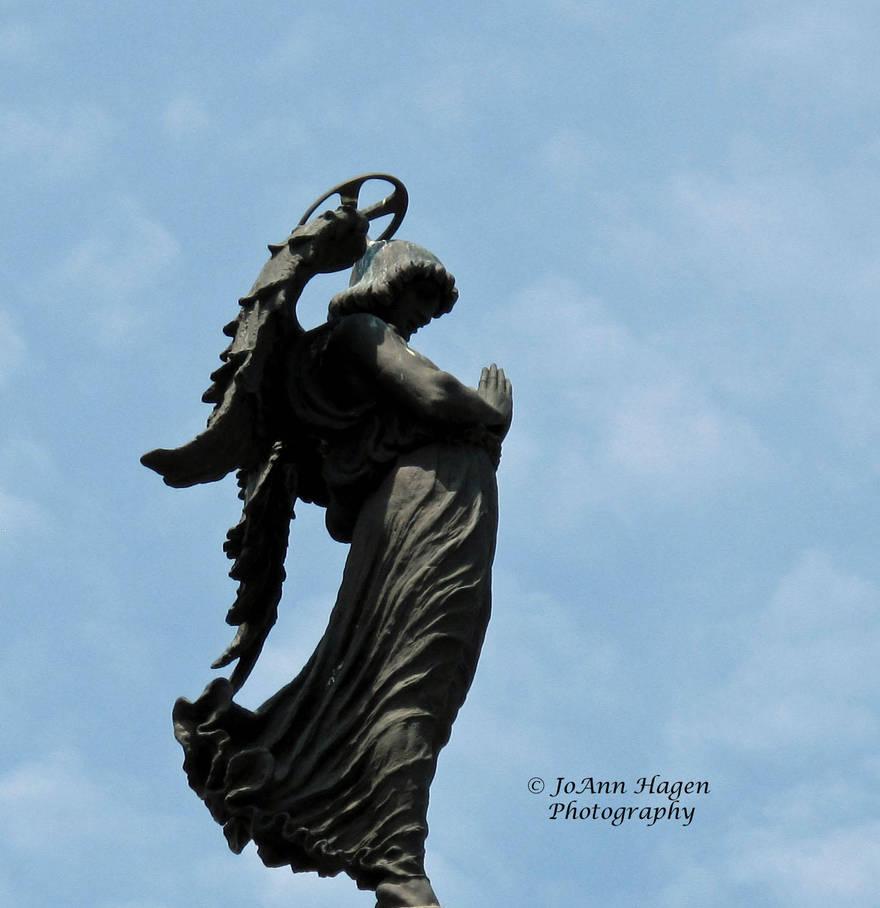 Angel in the Sky by JamminJo