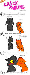 Crack Pairing Graystripe x Firestar Meme by Kai-Yukimura