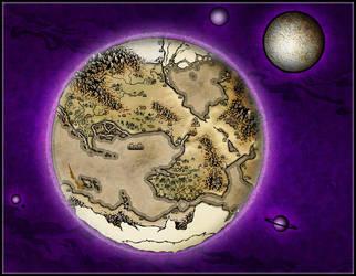 Lyriatte Map by Tafuri42