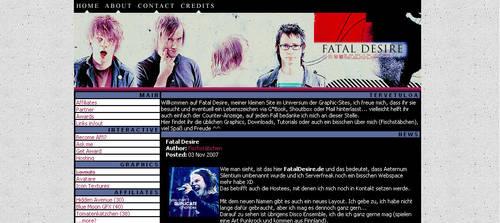 Fatal Desire 1 by Fischstaebchen