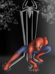 Spiderman by SterniPsycho