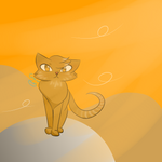 Rushwind (WindClan Warriors OC) ~Read Description~ by GracieCat812