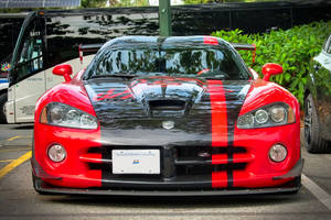 Viper American Club Racer by SeanTheCarSpotter