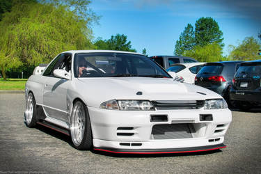 Super R32 GT-R by SeanTheCarSpotter
