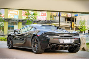 Mclaren 570 by SeanTheCarSpotter