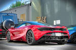 Memphis Red 720S by SeanTheCarSpotter