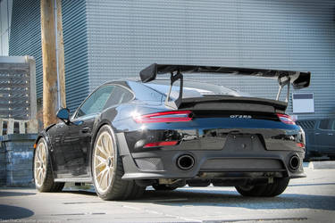 Weissach GT2 RS by SeanTheCarSpotter