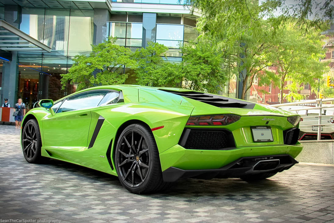 Verde Ithaca by SeanTheCarSpotter