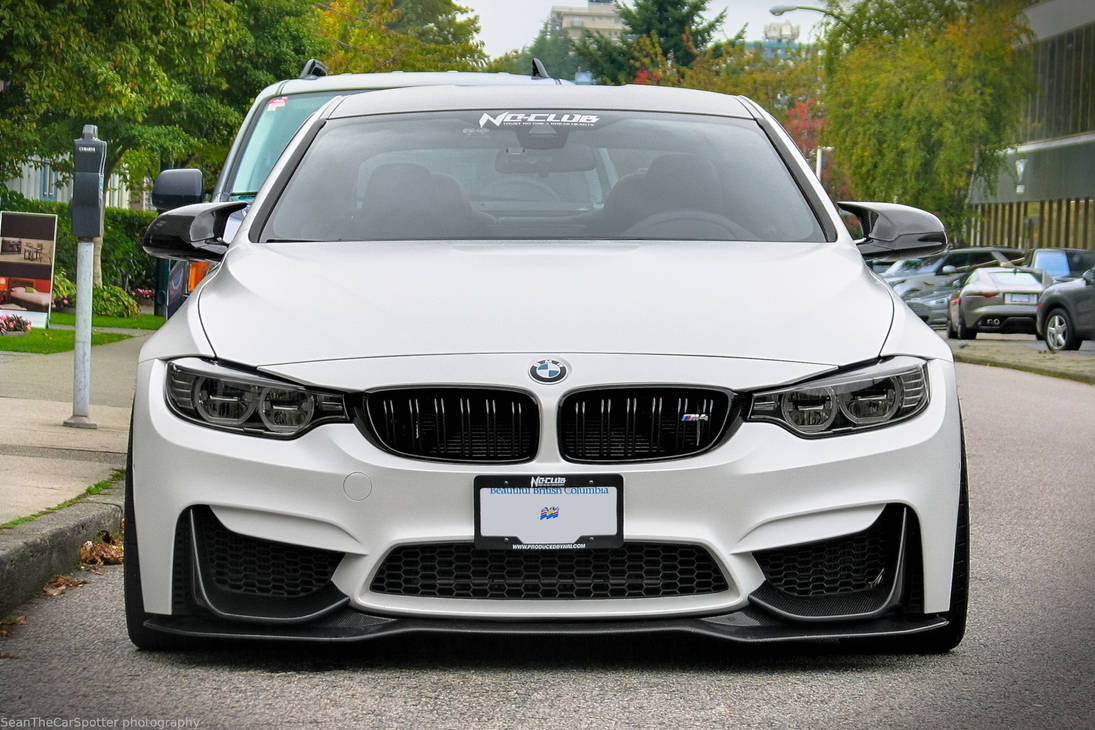 Sporty M4 by SeanTheCarSpotter