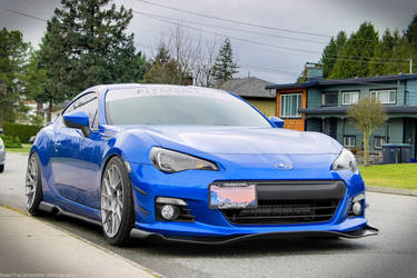 Sporty BRZ by SeanTheCarSpotter