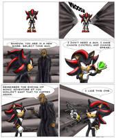 How Shadow got a gun by NetRaptor