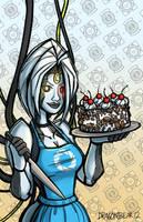 Cake Cake Cake by DragonBeak