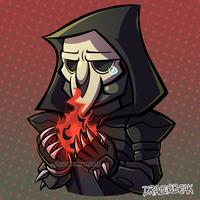 Reaper and Soul Orbs by DragonBeak
